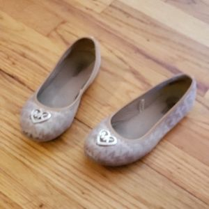 Young Girls Michael Kors Slip On Shoes